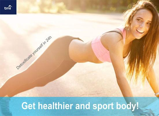 GET DETOXIFICATED BODY IN 24H