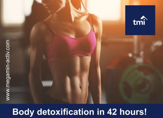 BODY DETOXIFICATION in 42 HOURS